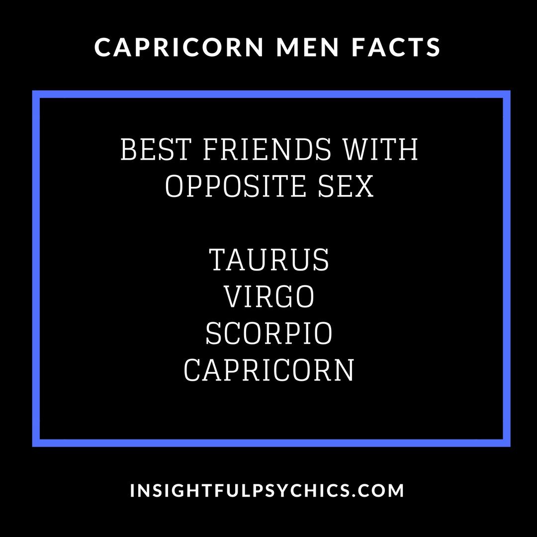 Capicorn men and sex