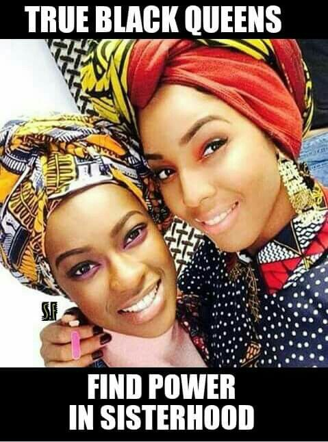 848f3438906fc374844b66084323fed4 true righteous sister's period! ! find power in sister hood