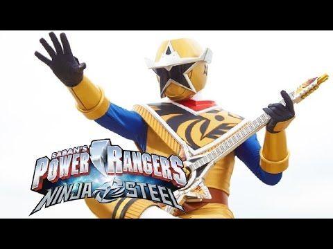 Power Rangers Ninja Steel Teaser Trailer 2 Power Rangers Ninja Steel Power Rangers Ninja Power Rangers