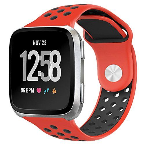 No1seller Pulseira Compativel Com Smartwatch Fitbit Versa