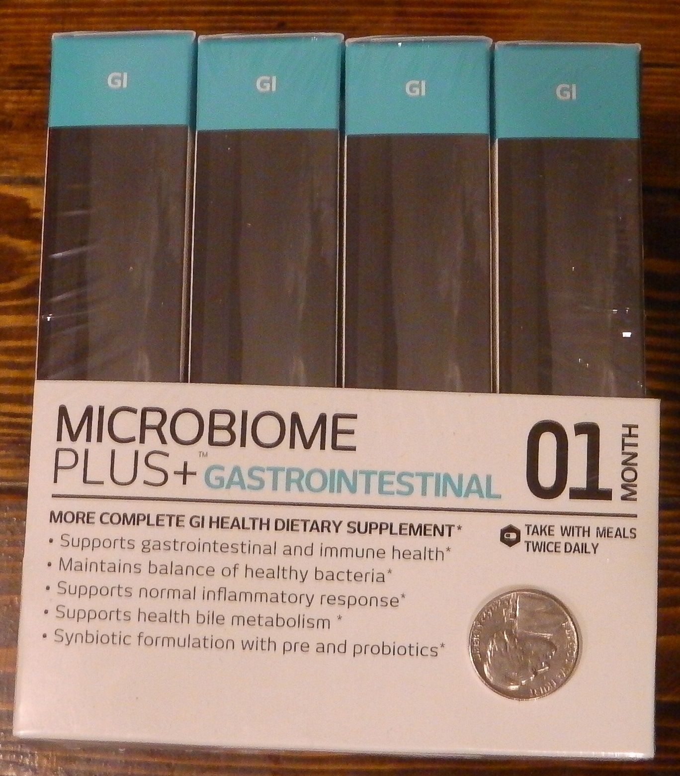 Microbiome Plus+GI Probiotic