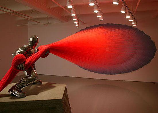 Incríveis esculturas e instalações de Do- Ho Suh