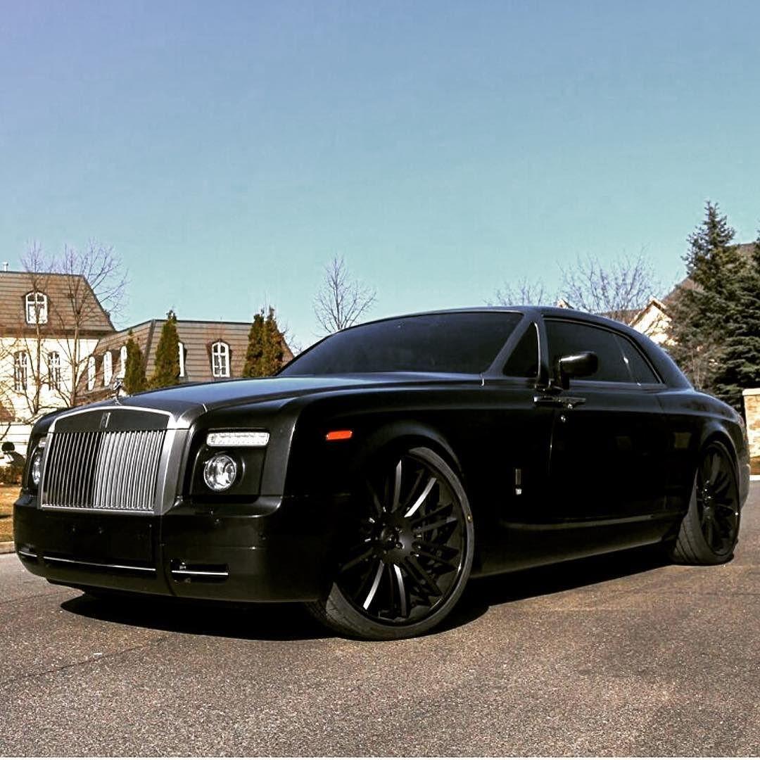 Exotic Performance Rollsroyce Phantom Sportscar Ghost Wraith