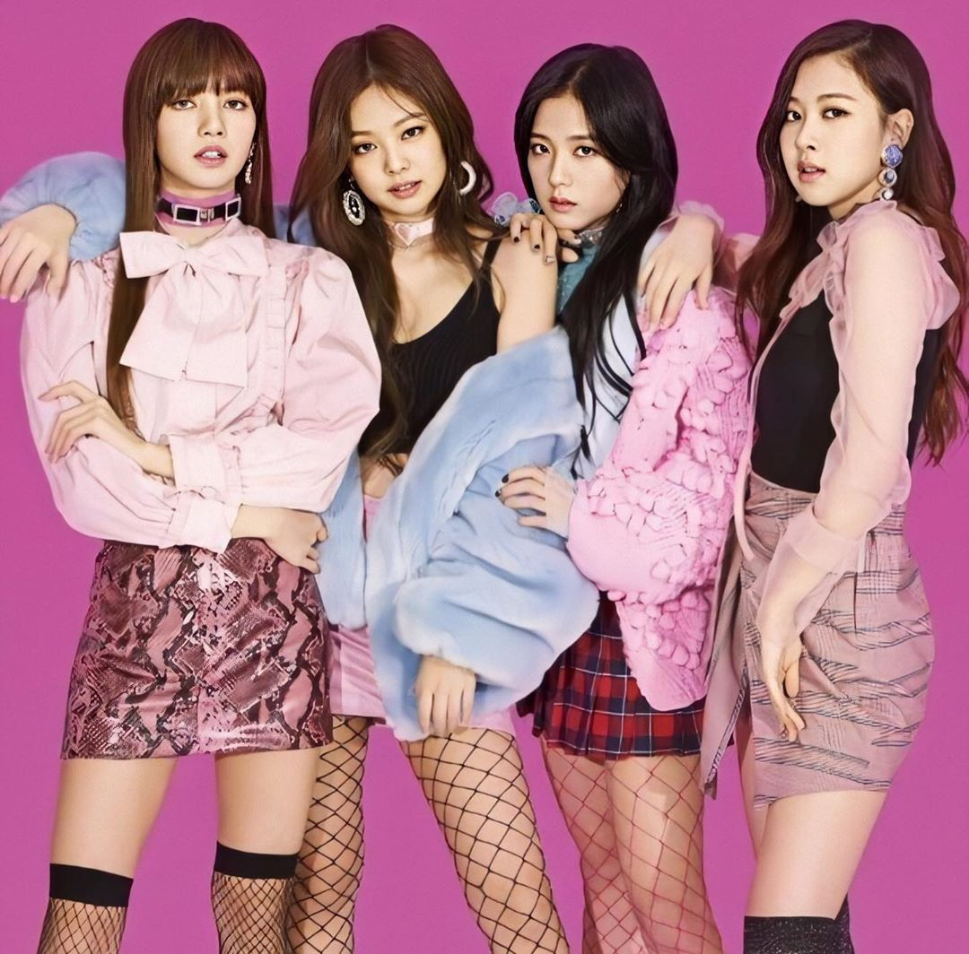 Blackpink in your area di 2020