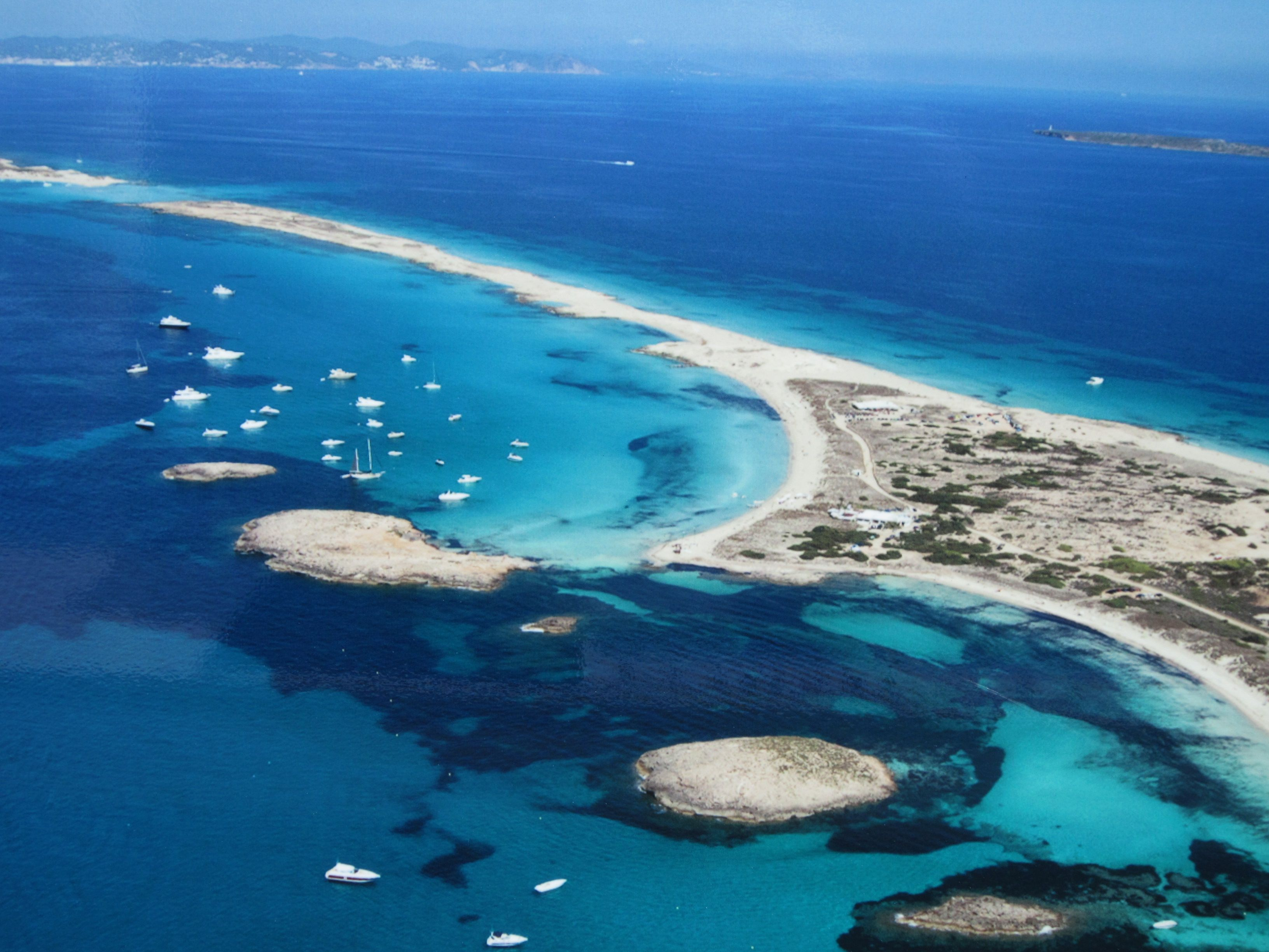Formentera, Spain. I have to go back one day.