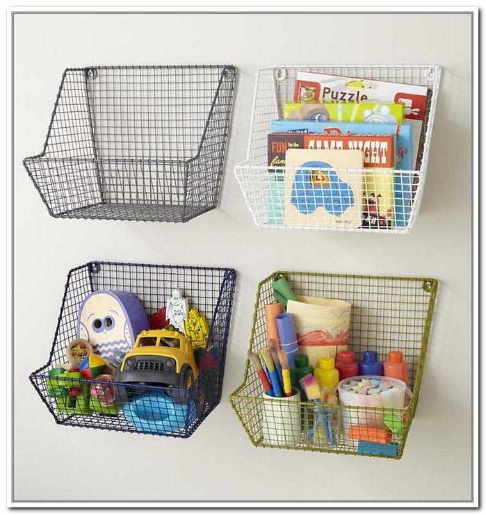 Hanging Storage Baskets Ikea Home Design Ideas Wall Basket