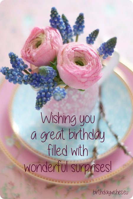 Wishing You A Great Filled With Wonderful Surpriseswb009090 – Greetings for the Birthday