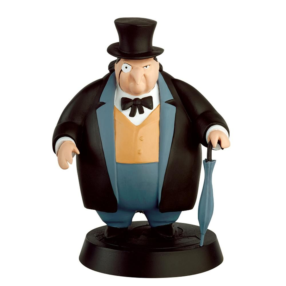 Batman The Animated Series Figure Collection 2 The Penguin Dc Shop Batman The Animated Series Animation Series Animation