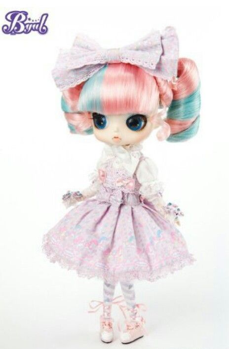 Pullip byul doll with angelic pretty clothes ♡