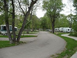 Spearfish City Campground Is The Best Campground Camping Experience Rv Road Trip