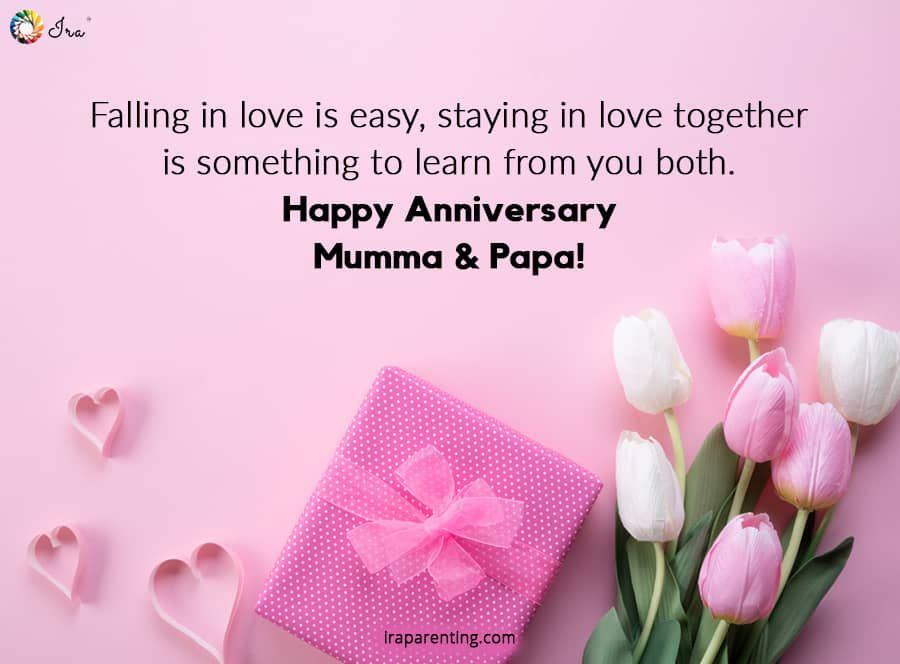 Happy Anniversary Mom Dad Quotes Wishes Cards Ira Parenting Happy Anniversary Mom Dad Happy Anniversary Quotes Mom And Dad Quotes