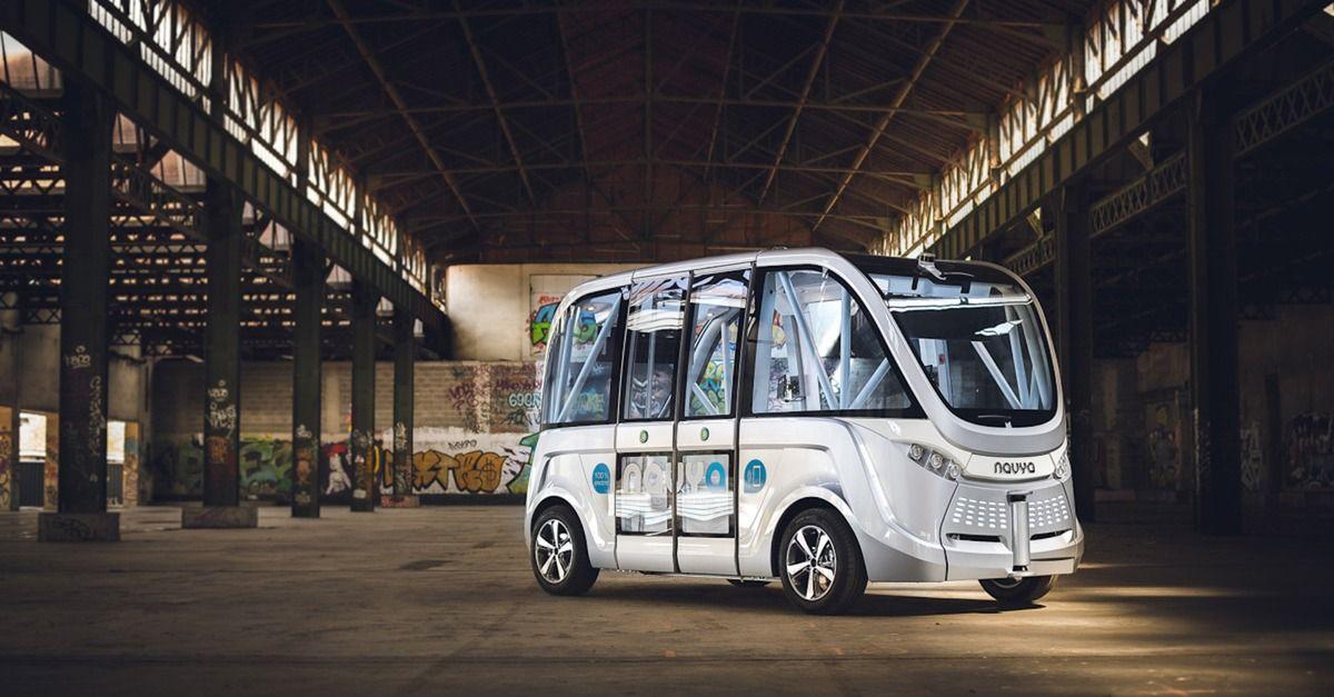 Autonomous buses will hit Swiss streets this spring | Plan B | Mini