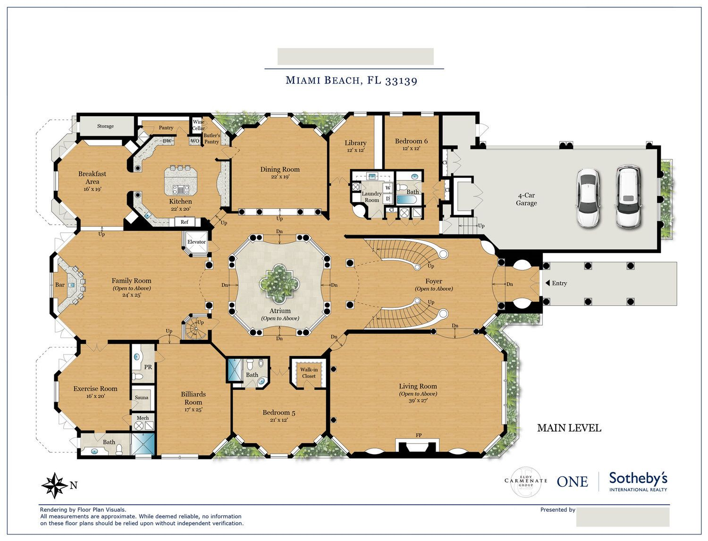 Residential Floor Plans Gallery Floor Plan Visuals Floor Plans Courtyard House Plans Vintage House Plans