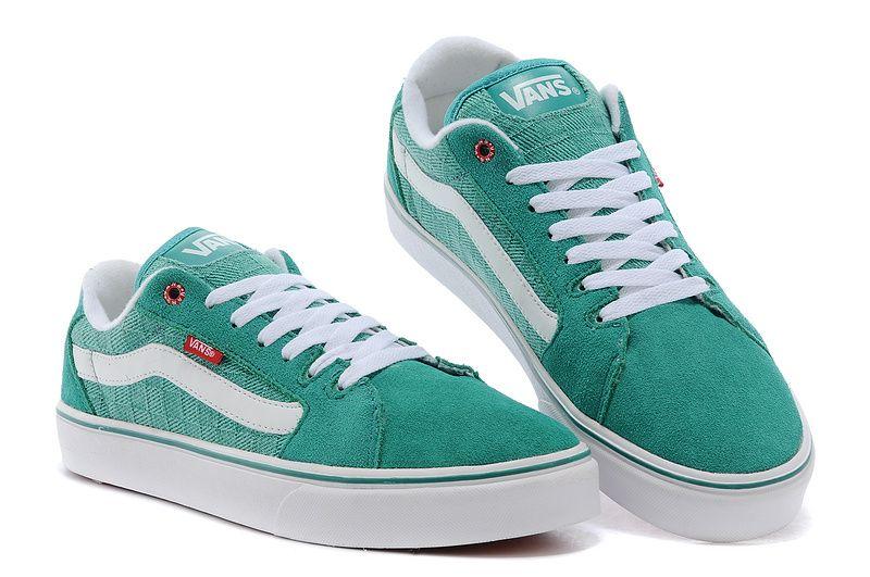 6308ab96a5ca8f VANS LXVI OTW high-end series male skateboard shoes number 36 to 43 jade  color 10  Vans