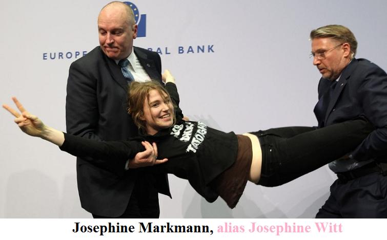 BCE, una farfalla è arrivata per riscuotere il tuo debito