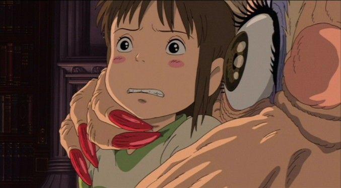 Zeniba I M Sorry My Sister Turned You Parents Into Pigs Spirited Away Spirited Away Studio Ghibli Ghibli