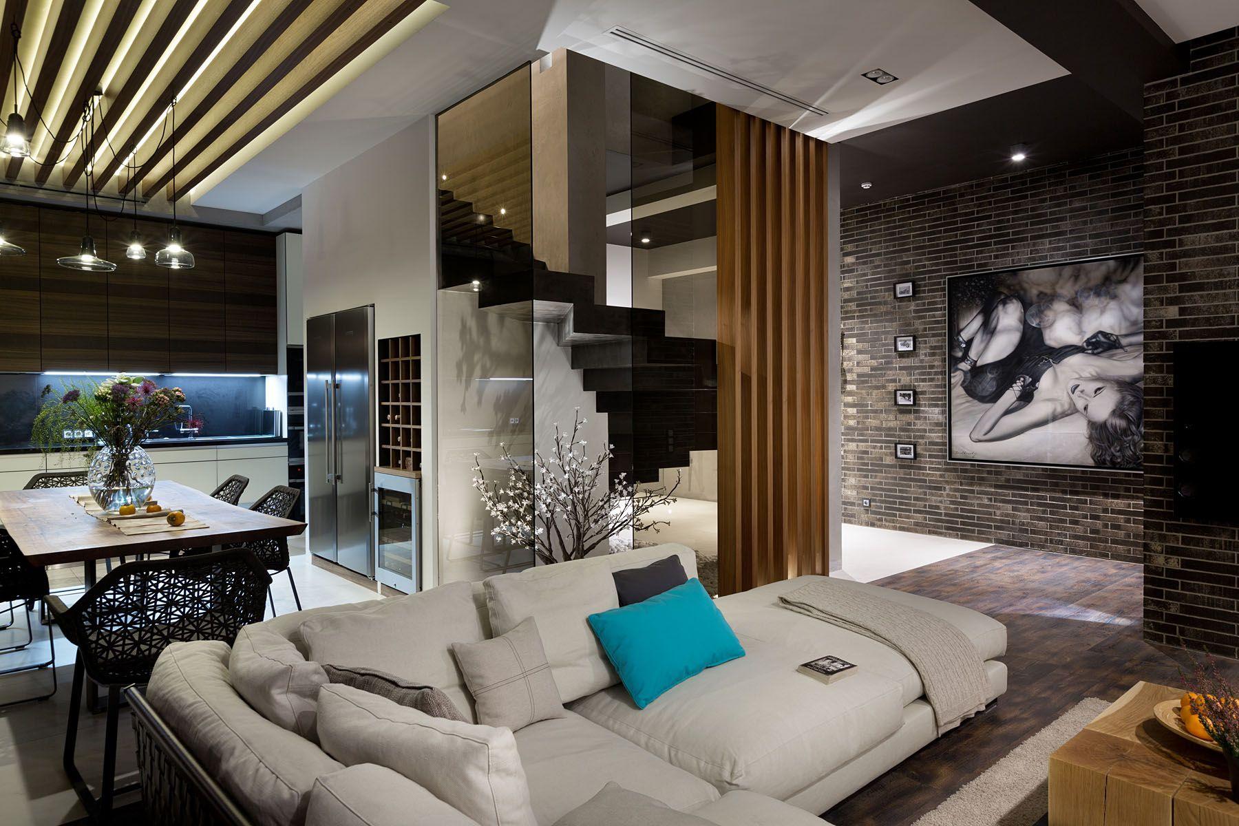 """Code of Happiness"""" apartment interior design #interior #apartment"""
