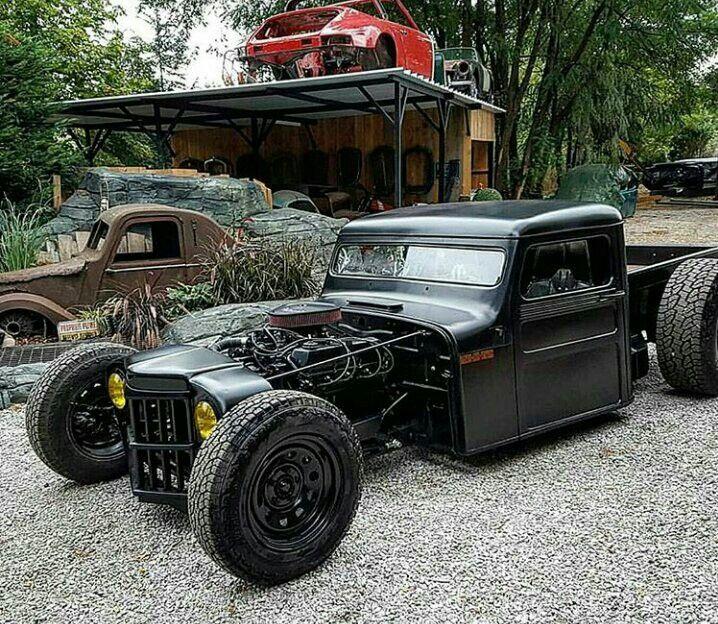 Rat Rod Cars, Trucks, Jeep