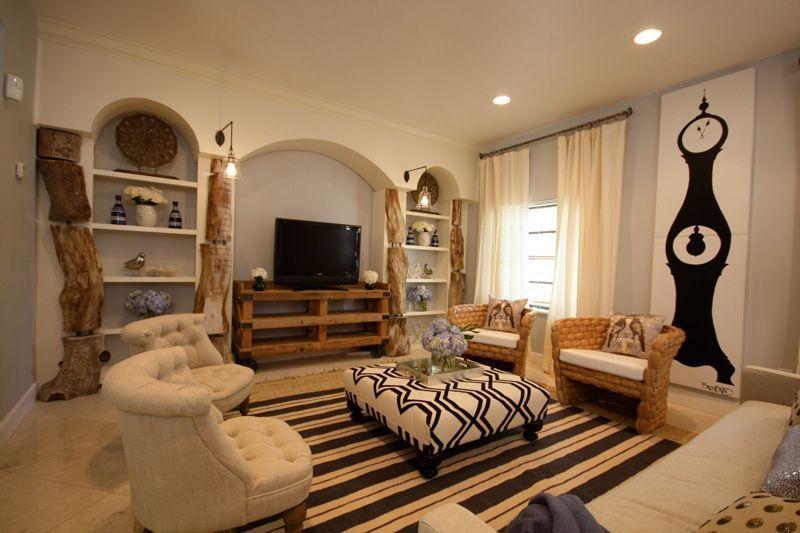 Our Favorite Sarah 101 Designs Decorating Home Garden Television Modern Baby Nursery Blue Orange Nursery Baby Boy Rooms
