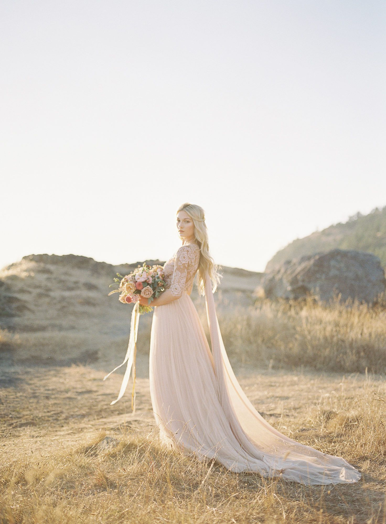 Wedding dress runaway bride  Gallery  Floret Flowers  Fine Art Weddings  Pinterest  Flowers