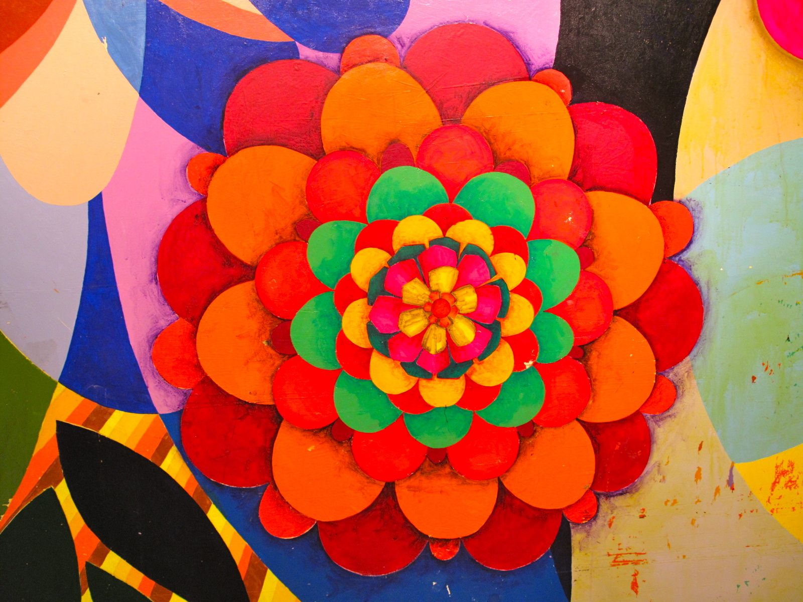 Beatriz Milhazes | art ~ flower power | Pinterest