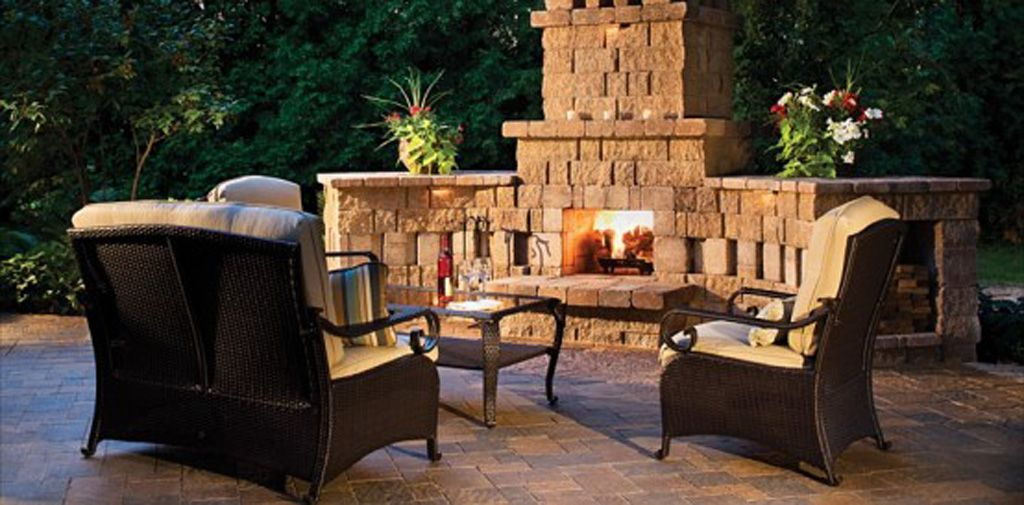 1000 images about indoor outdoor fireplaces pits on pinterest - Outdoor Fireplace Design Ideas