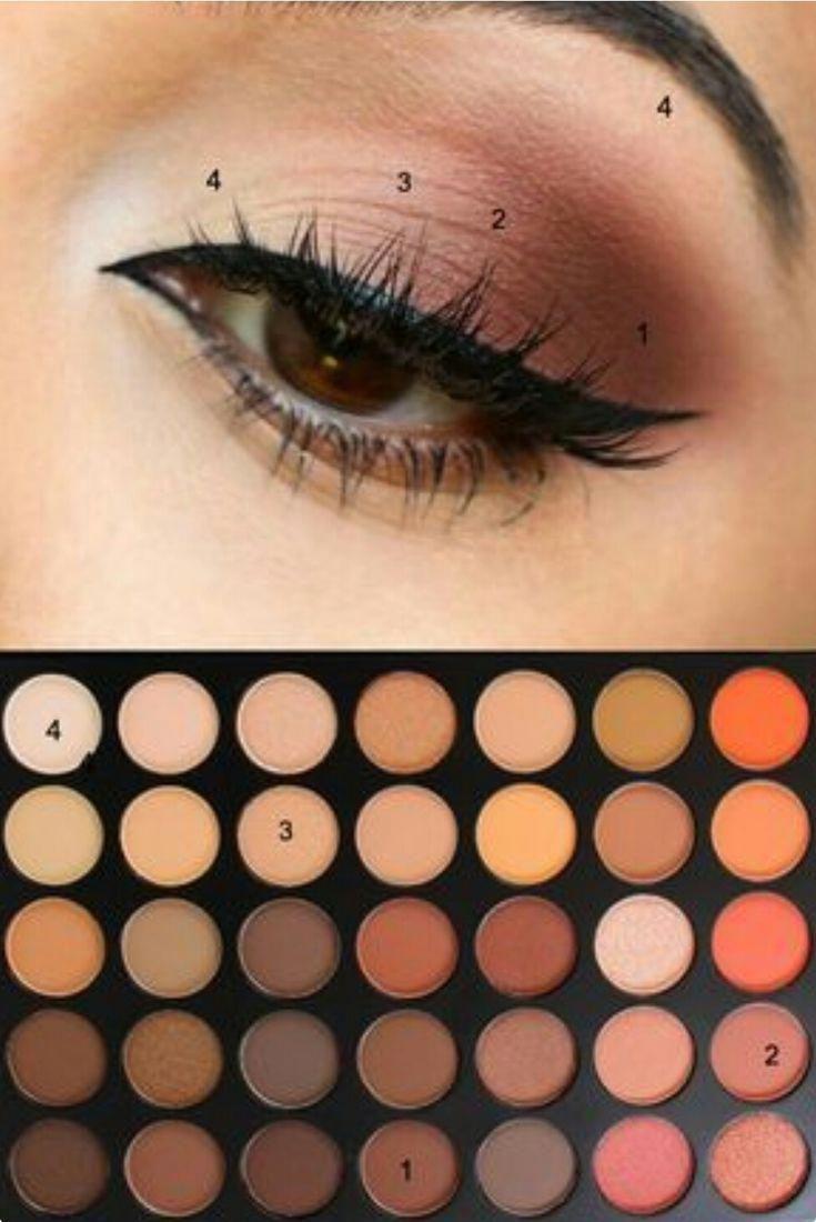 Brown Eyeshadow Tutorial Makeup Lipgloss Makeupbrands Makeuppalettes Mascara Eyeshadowpa Makeup Morphe Makeup Tutorial Eyeshadow Brown Eyeshadow Tutorial Trova una vasta selezione di morphe palette a prezzi vantaggiosi su ebay. pinterest