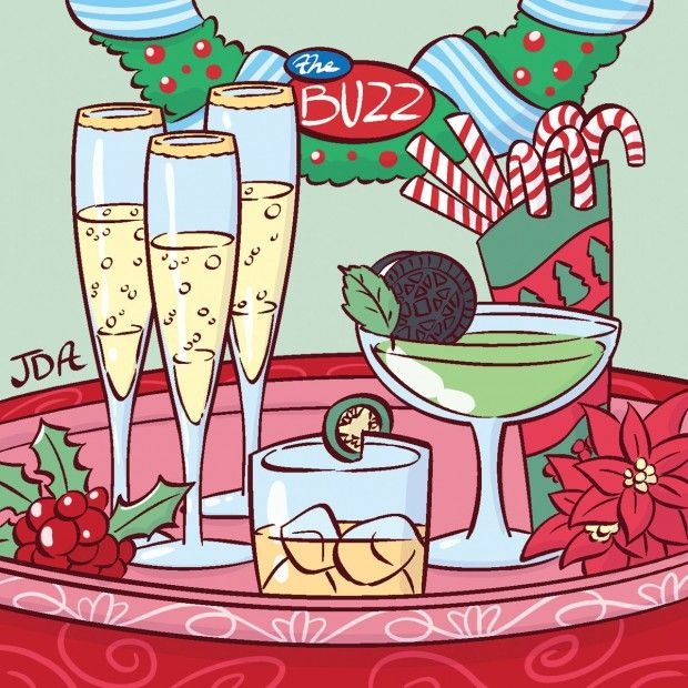 Holiday Cocktails, Holiday Traditions