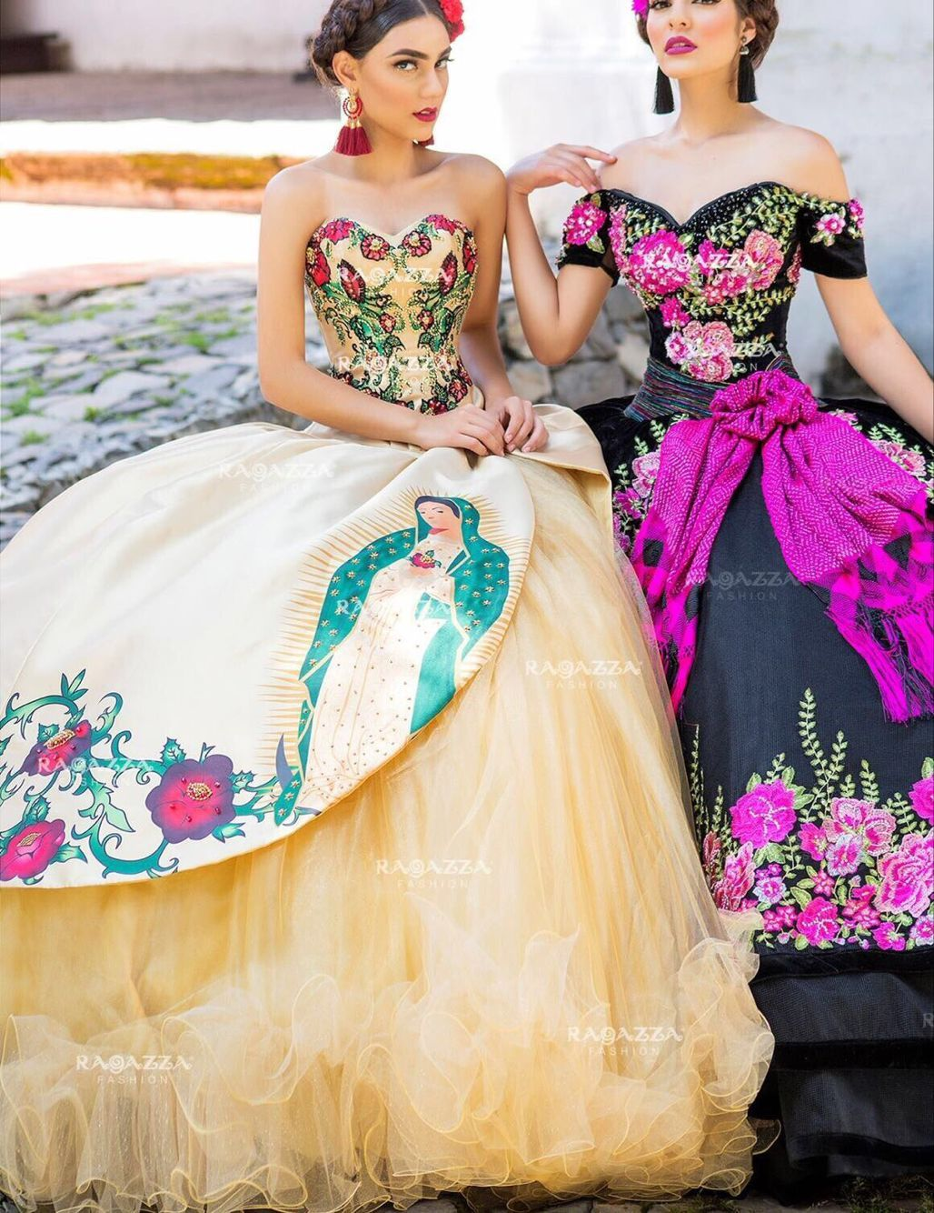 262b5f9d085 Pin by Girl Quinceanera on Mexican quinceañera dresses