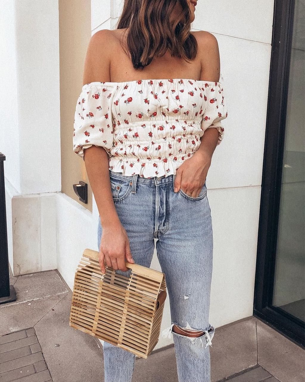 d28138aba9c38 Cool 35 Cute Girly Fashion Outfits Ideas For Summer. More at https://