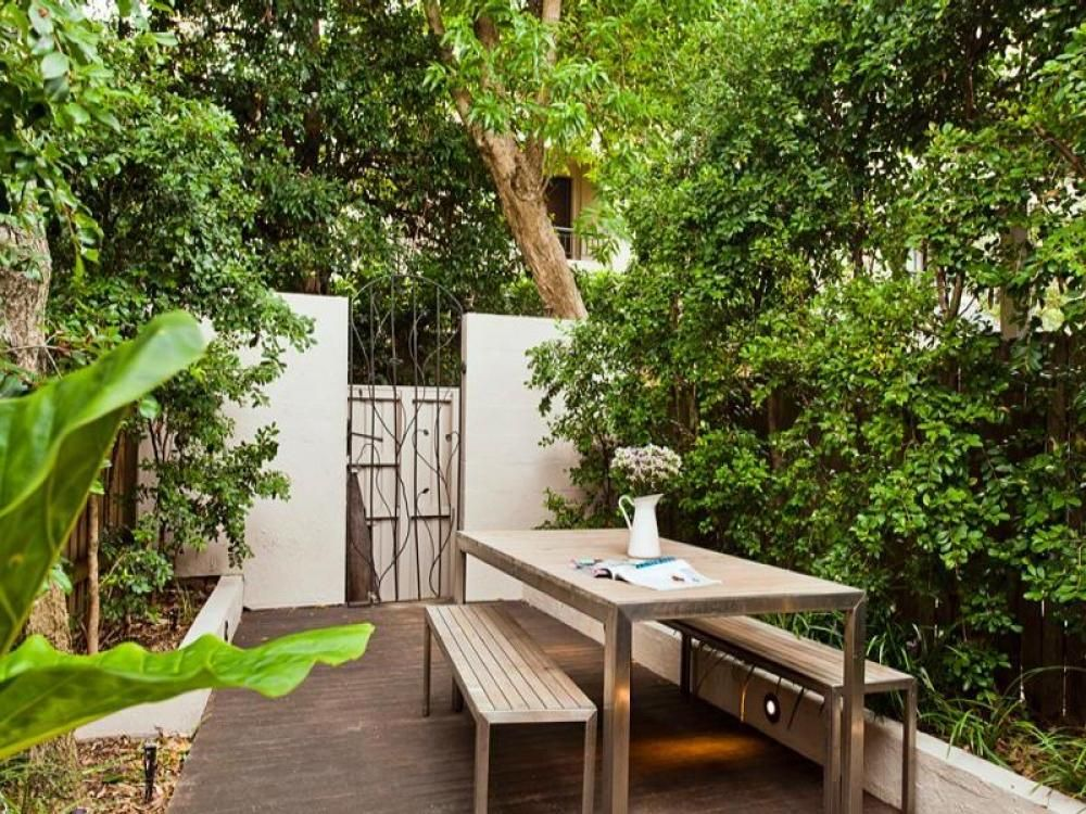 landscaping ideas full shade front yard   front garden ...