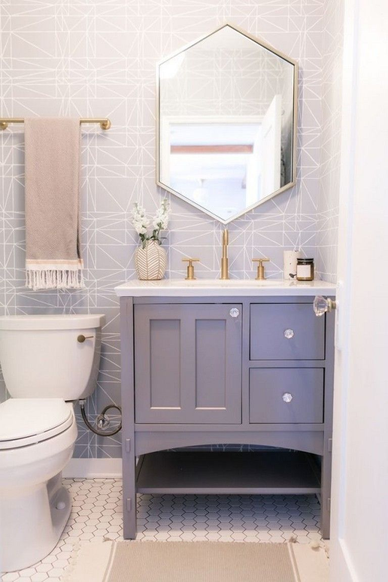 33+ STUNNING SMALL BATHROOM REMODEL IDEAS ON A BUDGET