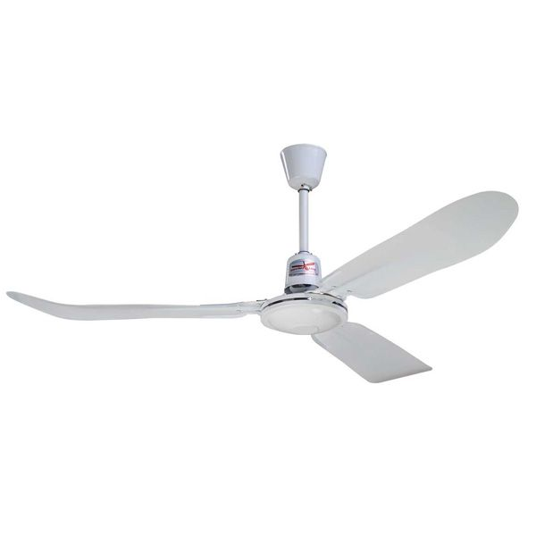 56 White Barn Ceiling Fan Commercial