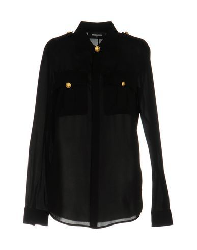 DSQUARED2 Women's Shirt Black 10 US