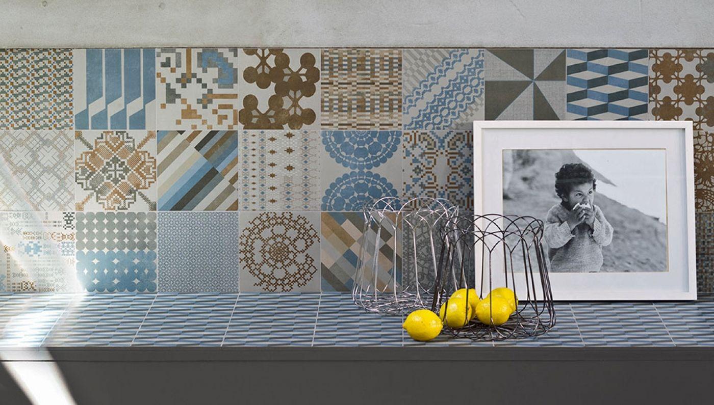 Azulej, Mutina, by Patricia Urquiola | Más baldosas y mosaicos ...