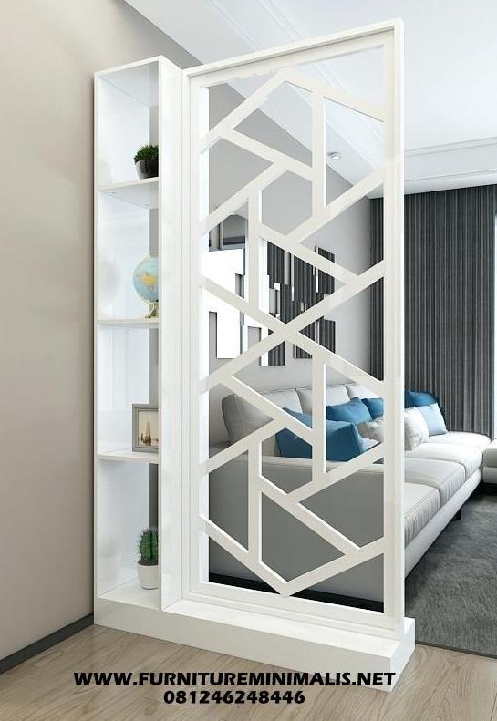 Harga Penyekat Partisi Ruangan Minimalis Murah Furniture