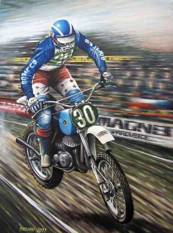 Jim Pomeroy Pursang 250