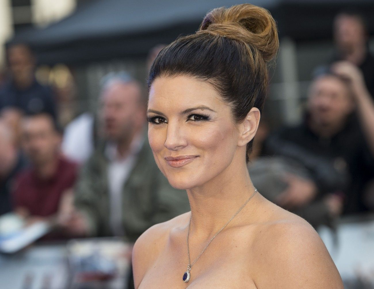 Gina Carano Height, Weight, Age, Affairs, Husband & Facts. Gina Carano