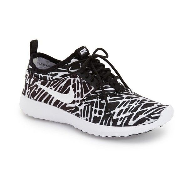 Nike 'Juvenate' Print Sneaker (£62) ❤ liked on Polyvore