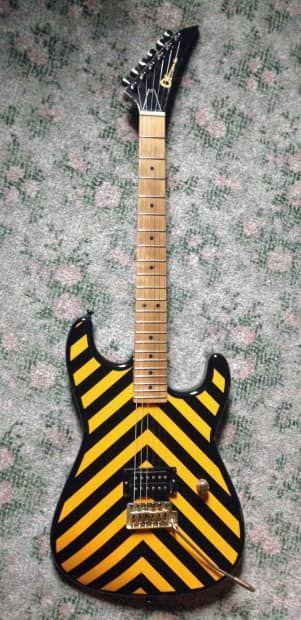 charvel hydra guitar