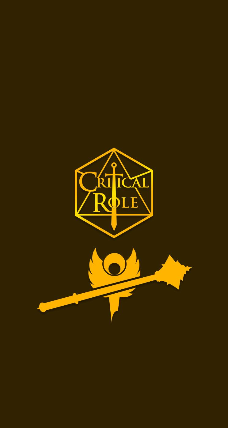 Critical Role Wallpapers By Vividvisions Dnd And Rpgs