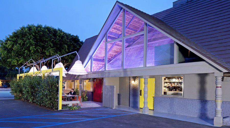 A Frame Culver City Hawaiian Restaurant La Restaurants Los Angeles Restaurants