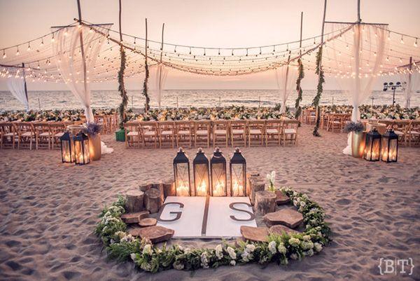 The Perfect Pair Wedding Venues Beach Beautiful Beach Wedding