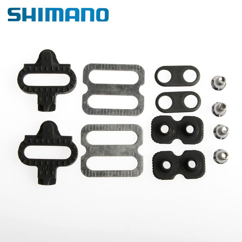 c969caefd SHIMANO Bicycle Accessories Bike Cleats Set For Shimano MTB SPD Pedals  PD-M520 M540 M324