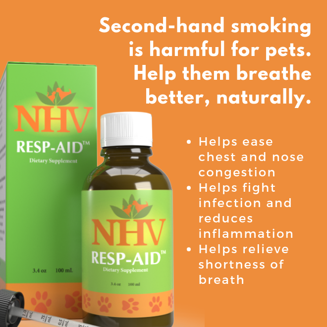 RespAid™ for dogs Natural pet, Pet health, Dogs