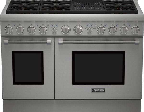 Thermador Professional Series Pro Harmony Gas Range Ranges - Abt gas ranges