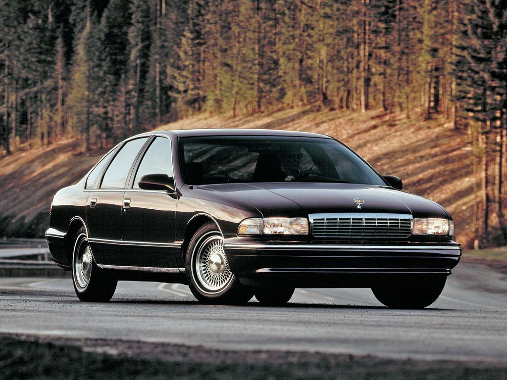 1995 96 Chevrolet Caprice Classic 1994 96 Chevy Caprice Classic Chevrolet Caprice Chevrolet