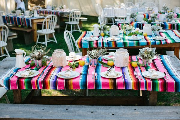 See Bright Blue Events On WeddingWire