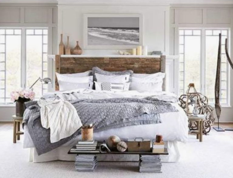 The 15 Most Beautiful Master Bedrooms On Pinterest Sanctuary
