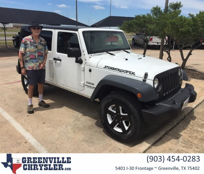Jeep Customer Service >> Greenville Chrysler Jeep Dodge Ram Customer Review Outstanding